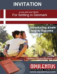 Immigration to Denmark With Your Family