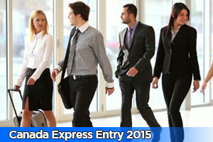 Canada Express Entry System 2015