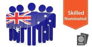 Australia-Skilled-Nominated-Visa