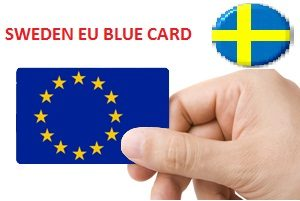 EU Blue card Application to Sweden