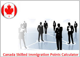 Canada Immigration points calculator